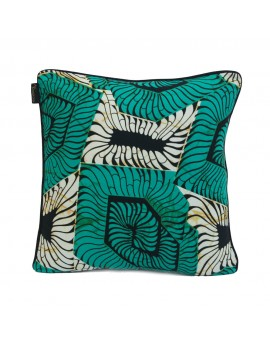 Forêt wax - housse coussin...
